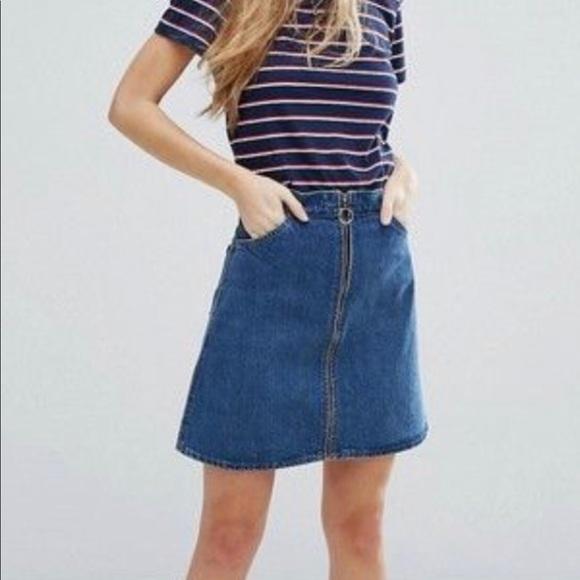 Levi's Dresses & Skirts - Denim skirt